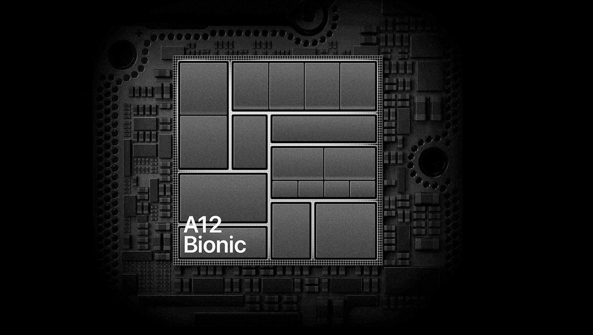 Apple A12 Bionic: 7 счастливых нанометра