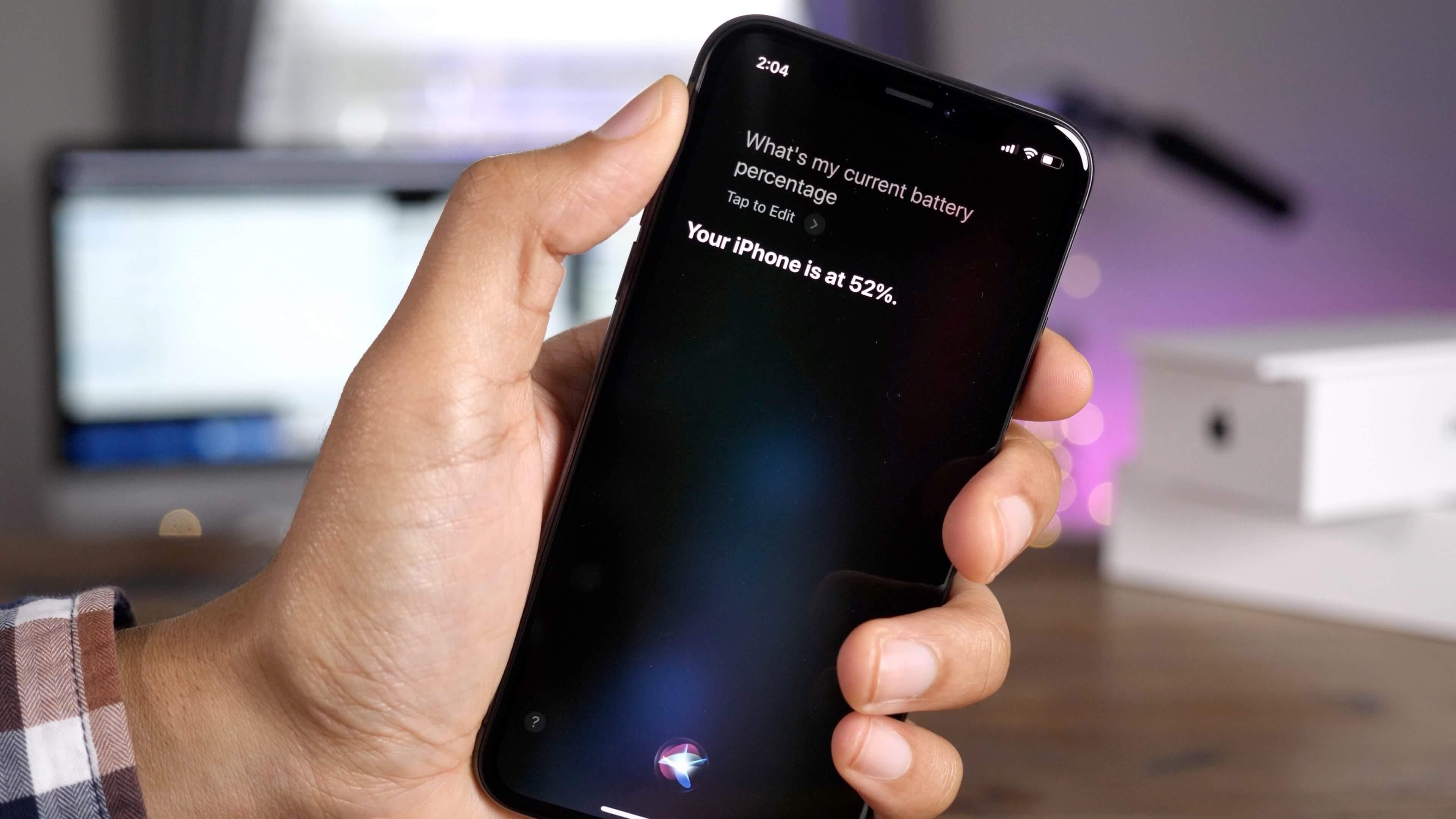 На Apple подали в суд из-за прослушки пользователей