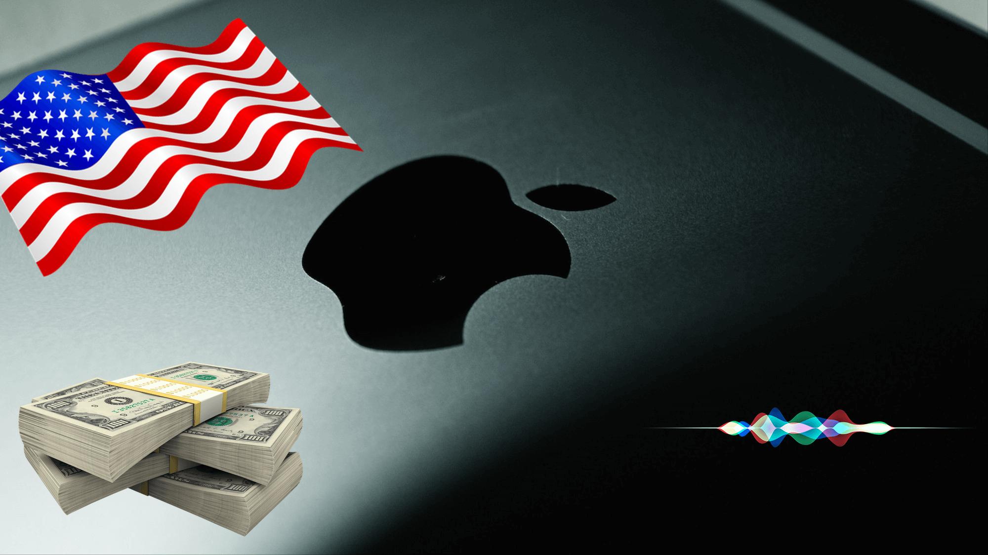 Американский айфон, прослушка Siri и деньги Apple: главное на этой неделе