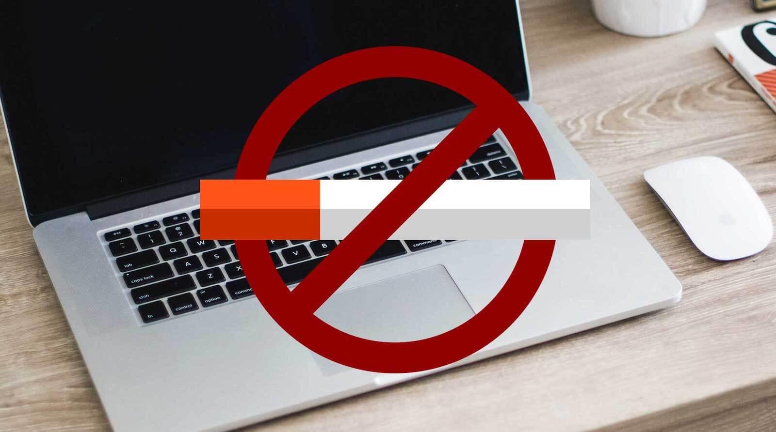 Apple отказывается ремонтировать технику курильщиков