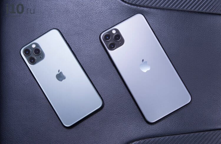 Чем отличается камера iPhone 11 Pro от камеры iPhone XS