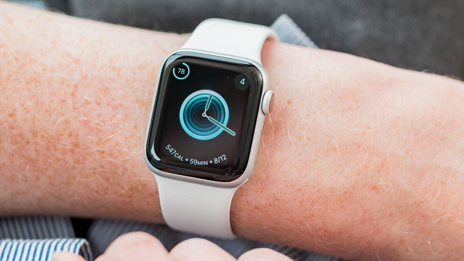 Apple отложила выход watchOS 6 для некоторых Apple Watch