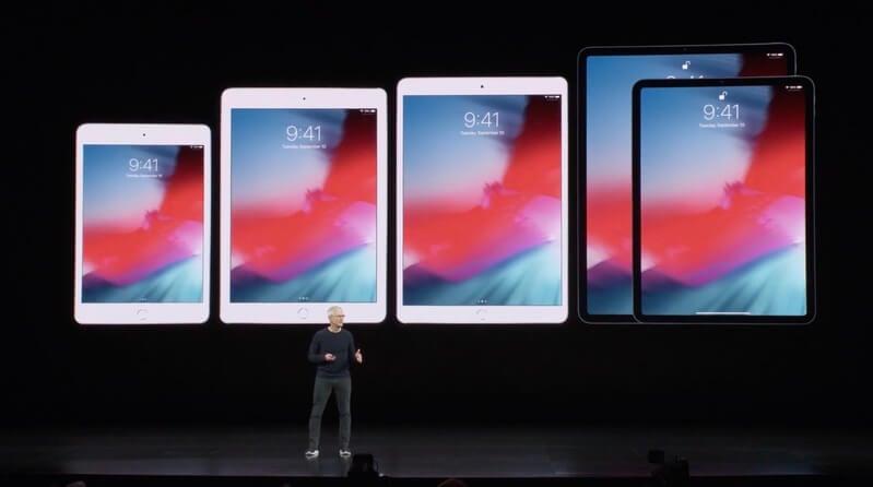Apple объявила официальные цены на iPad 10,2 (2019) в России