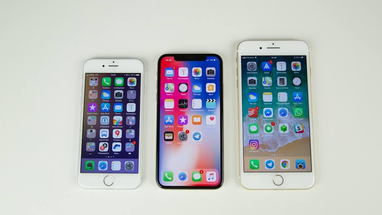 Apple снизила цены на iPhone 8, 8 Plus и XR и сняла с продажи iPhone 7