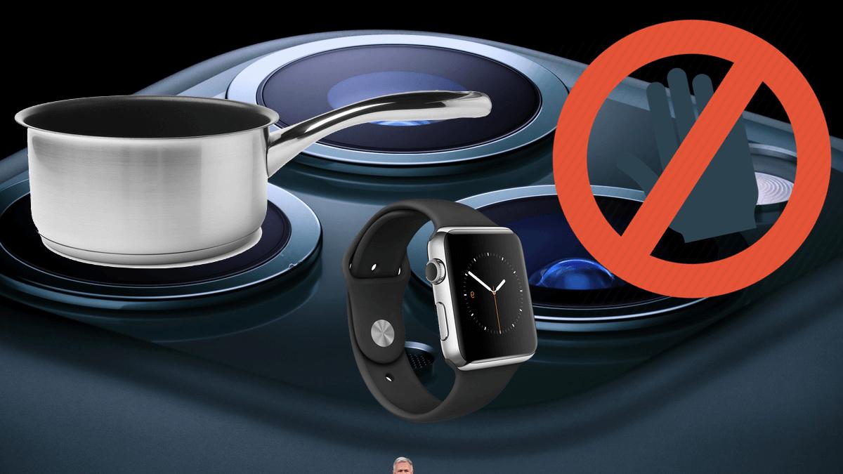 Что не так с iPhone 11, конец 3D Touch и watchOS для избранных: неделя под знаком Apple