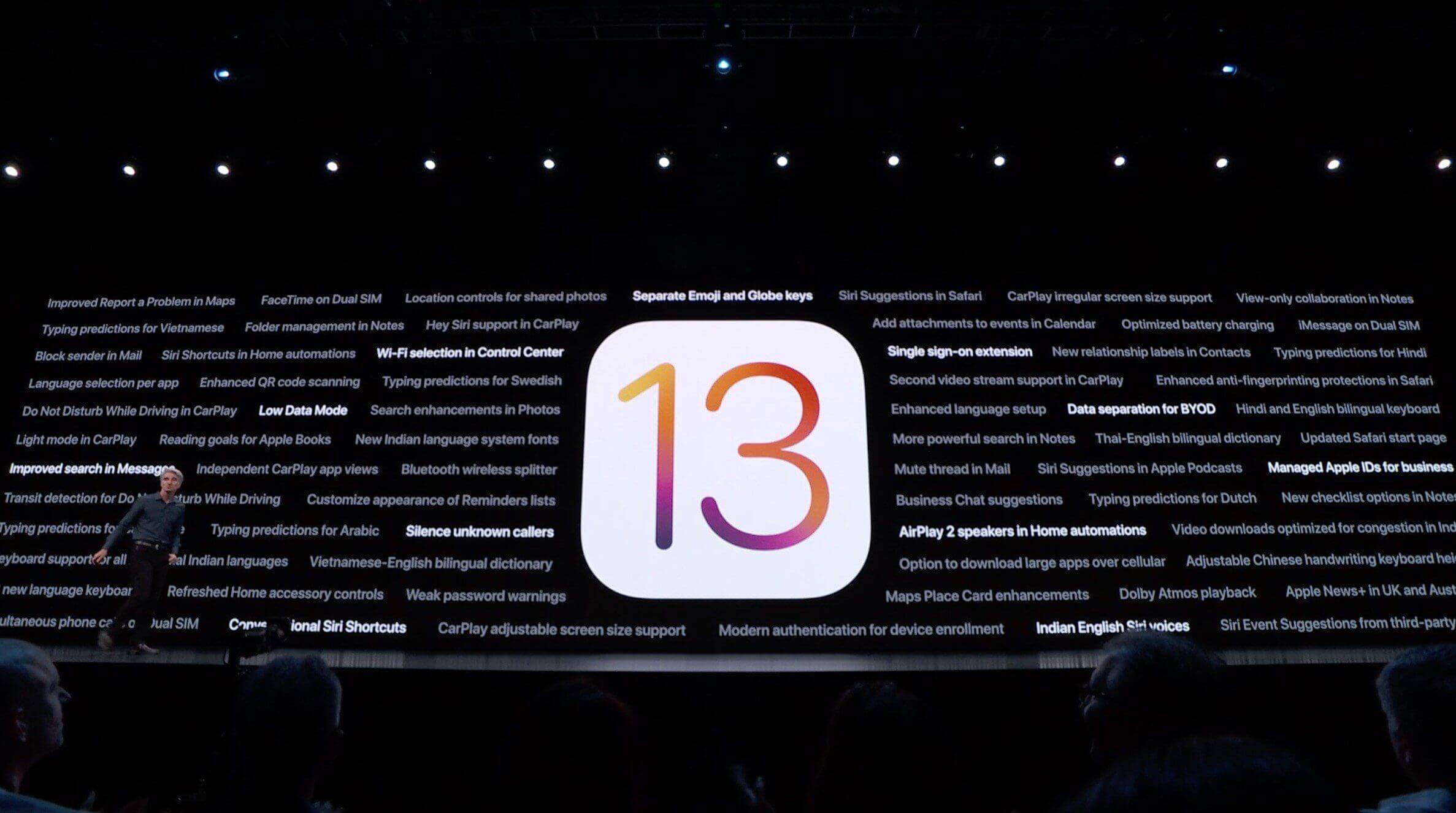 Как изменилось быстродействие старых iPhone на iOS 13