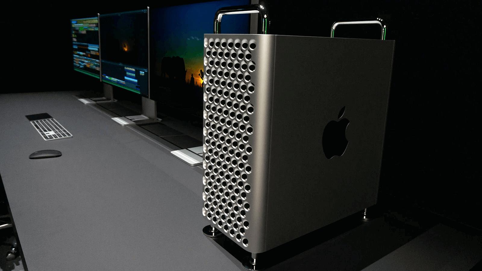 Apple перенесла производство новых Mac Pro обратно в США