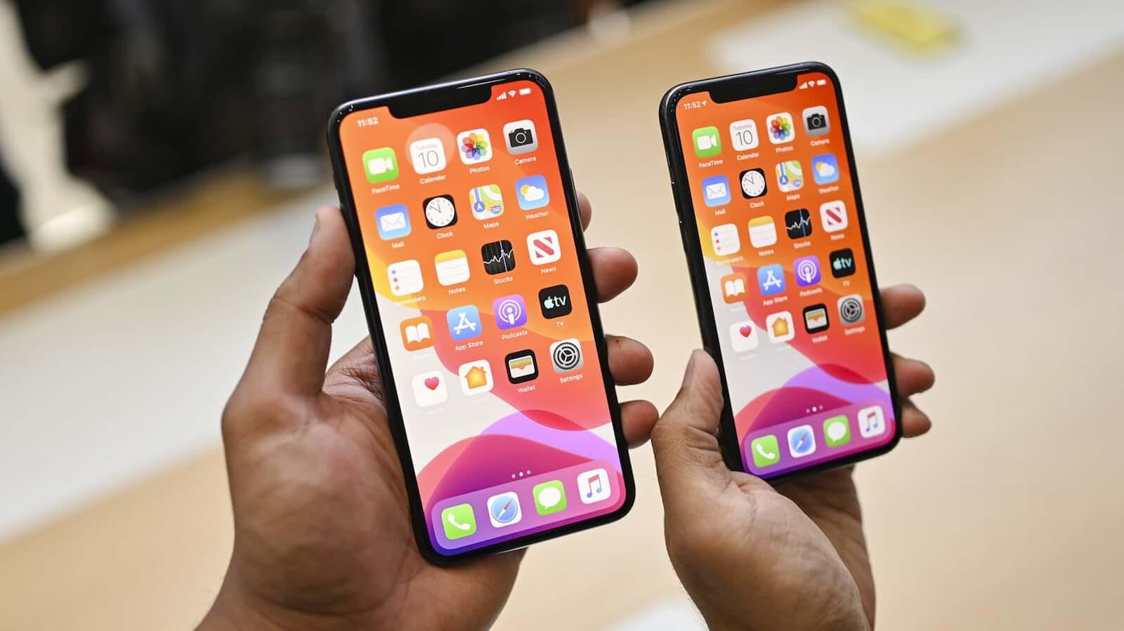 apple научила iphone определять поддельные дисплеи