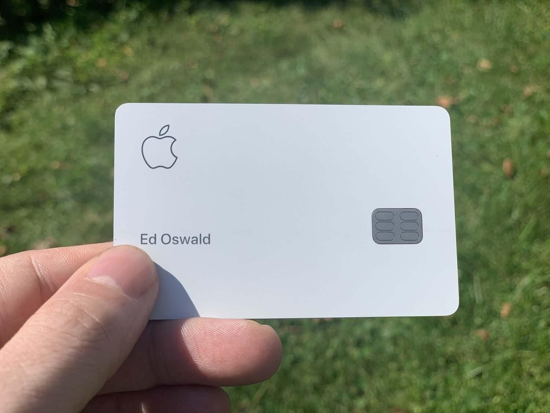 У пользователей Apple Card воруют деньги с карт. Что происходит?