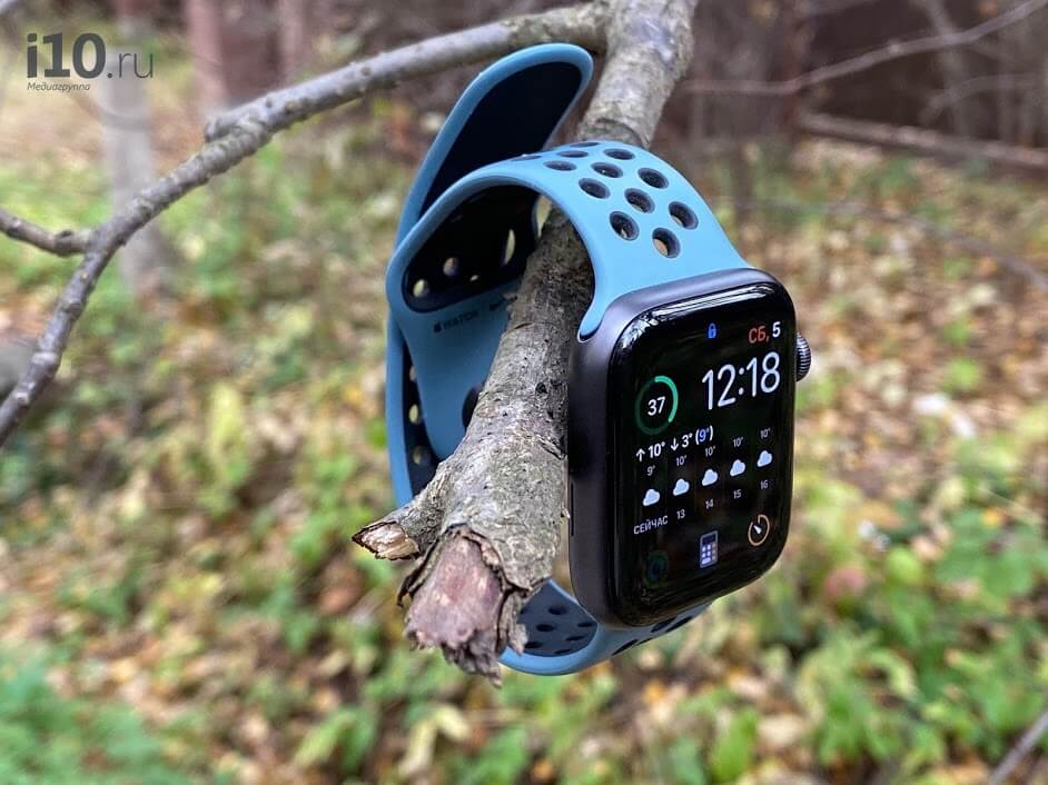Apple выпустила watchOS 5.3.2 для Apple Watch Series 4