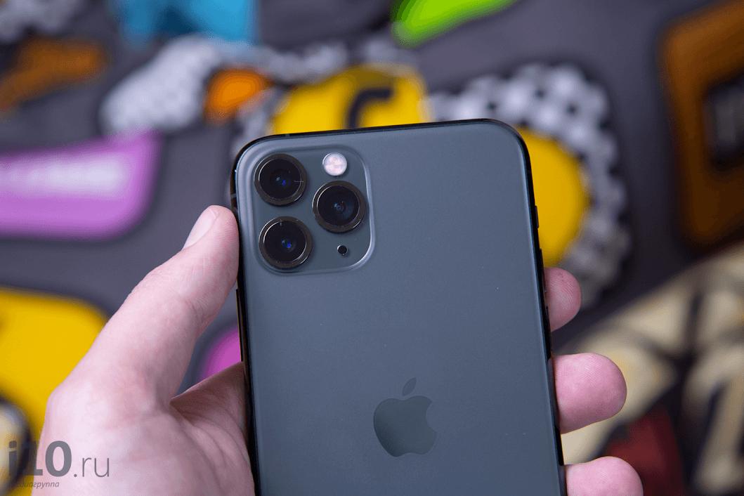 Как в приложении «Камера» на iOS изменить разрешение и частоту кадров