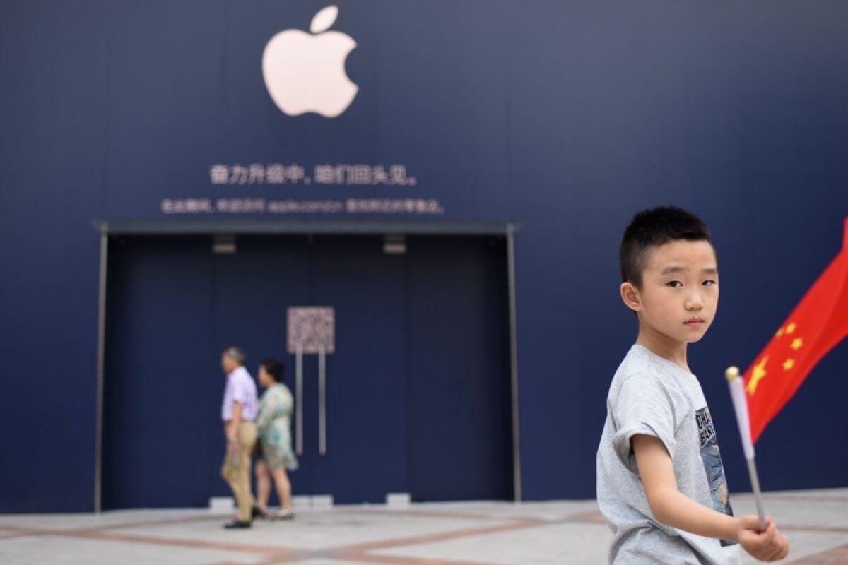 Как Китай подмял Apple под себя