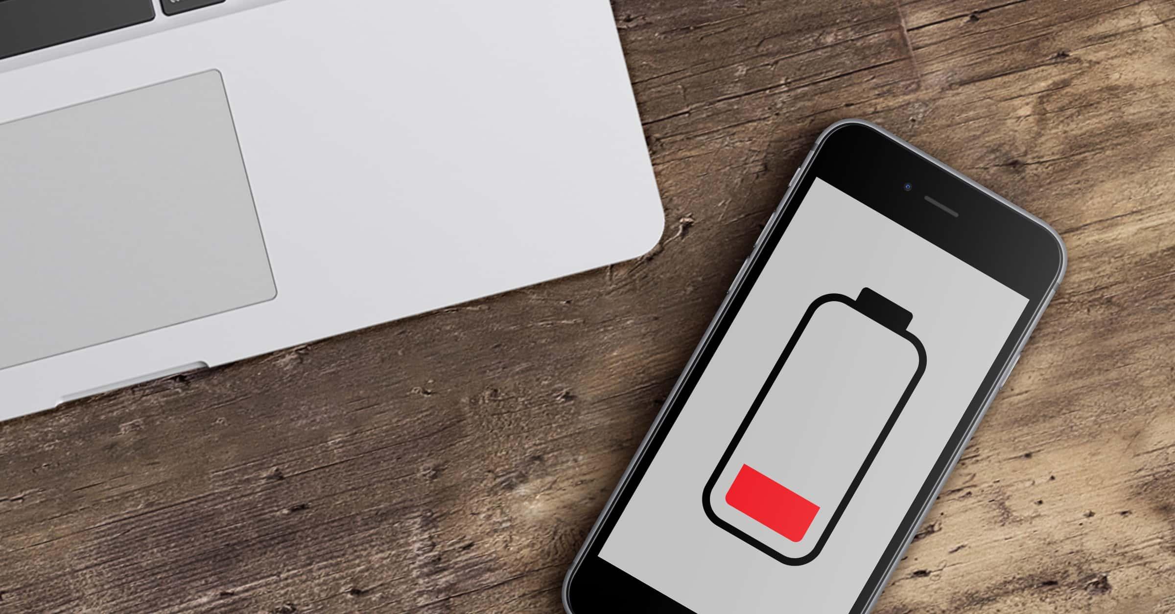 При какой ёмкости нужно менять аккумулятор iPhone на новый