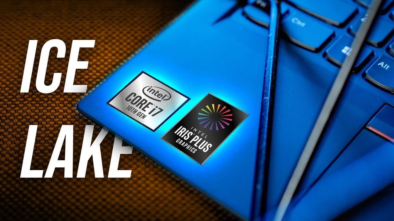Что необычного в процессах Ice Lake от Intel