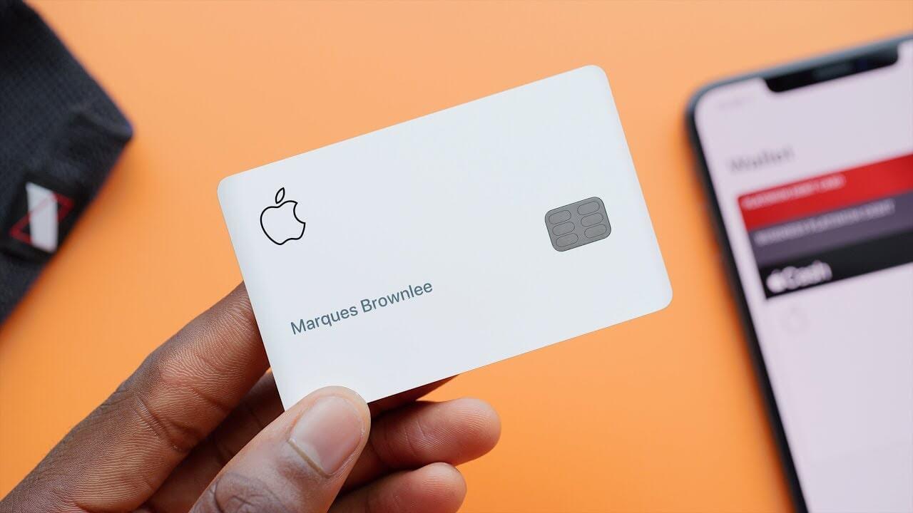 Goldman Sachs назвал Apple Card самой успешной кредиткой, несмотря на убытки