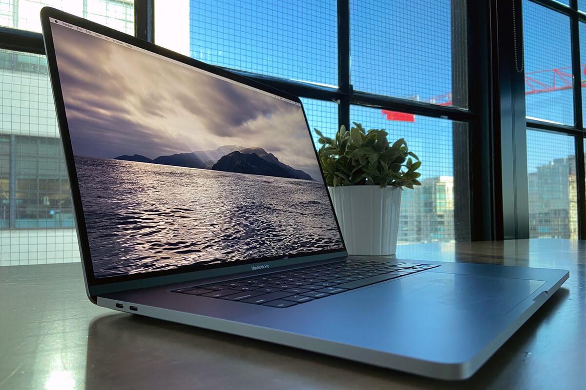 Еще одна загадка 16-дюймового MacBook Pro
