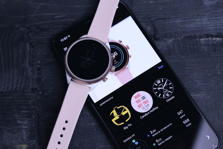 Fossil Sport: умные часы на Android для вашего iPhone (и не только)