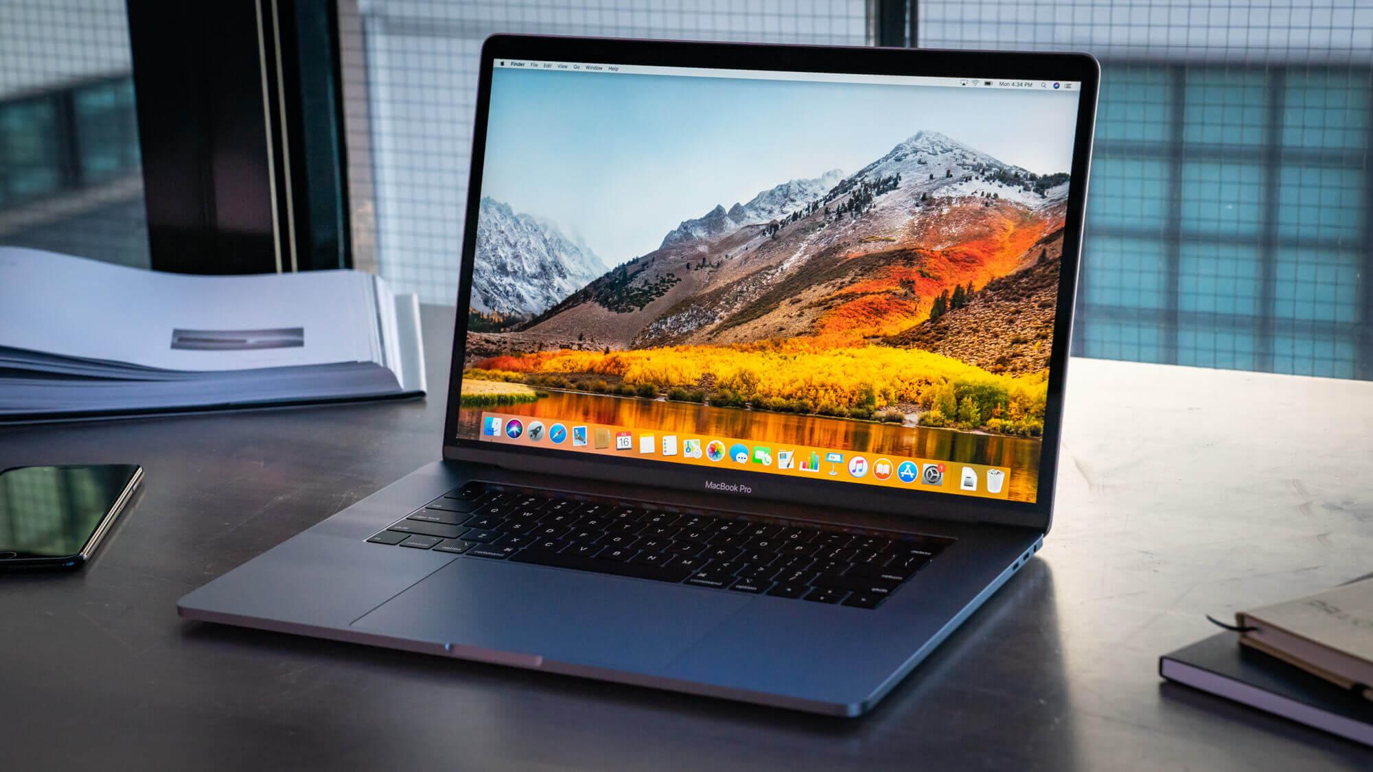 Apple официально сняла с продажи 15-дюймовый MacBook Pro