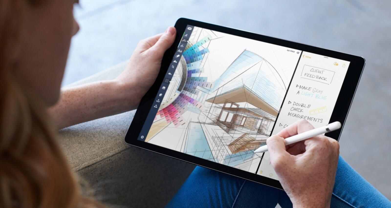 Photoshop для iPad официально появился в App Store