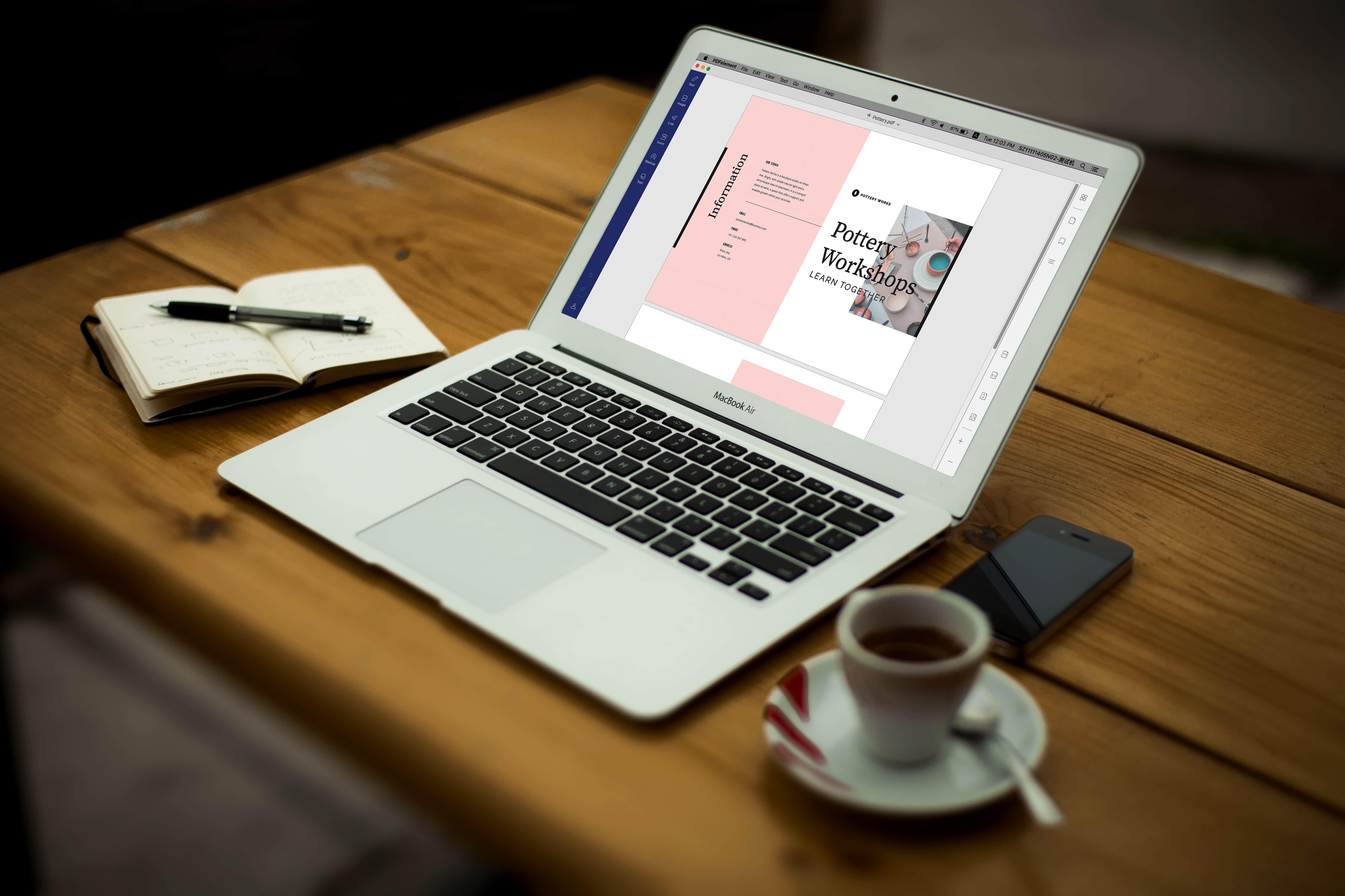 Как отредактировать текст в отсканированном PDF