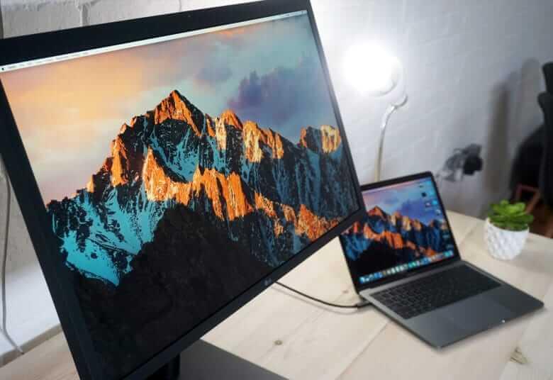 LG UltraFine 5K: исключительно для компьютеров и планшетов от Apple