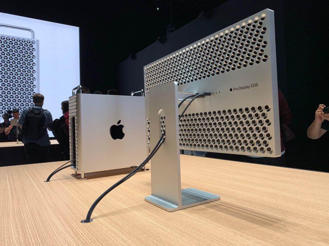 Загадка Apple Pro XDR 6K Display