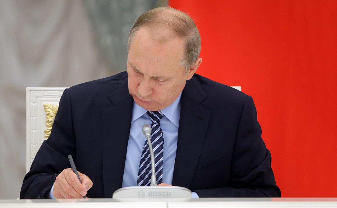Путин не послушал Apple и подписал закон о российском софте