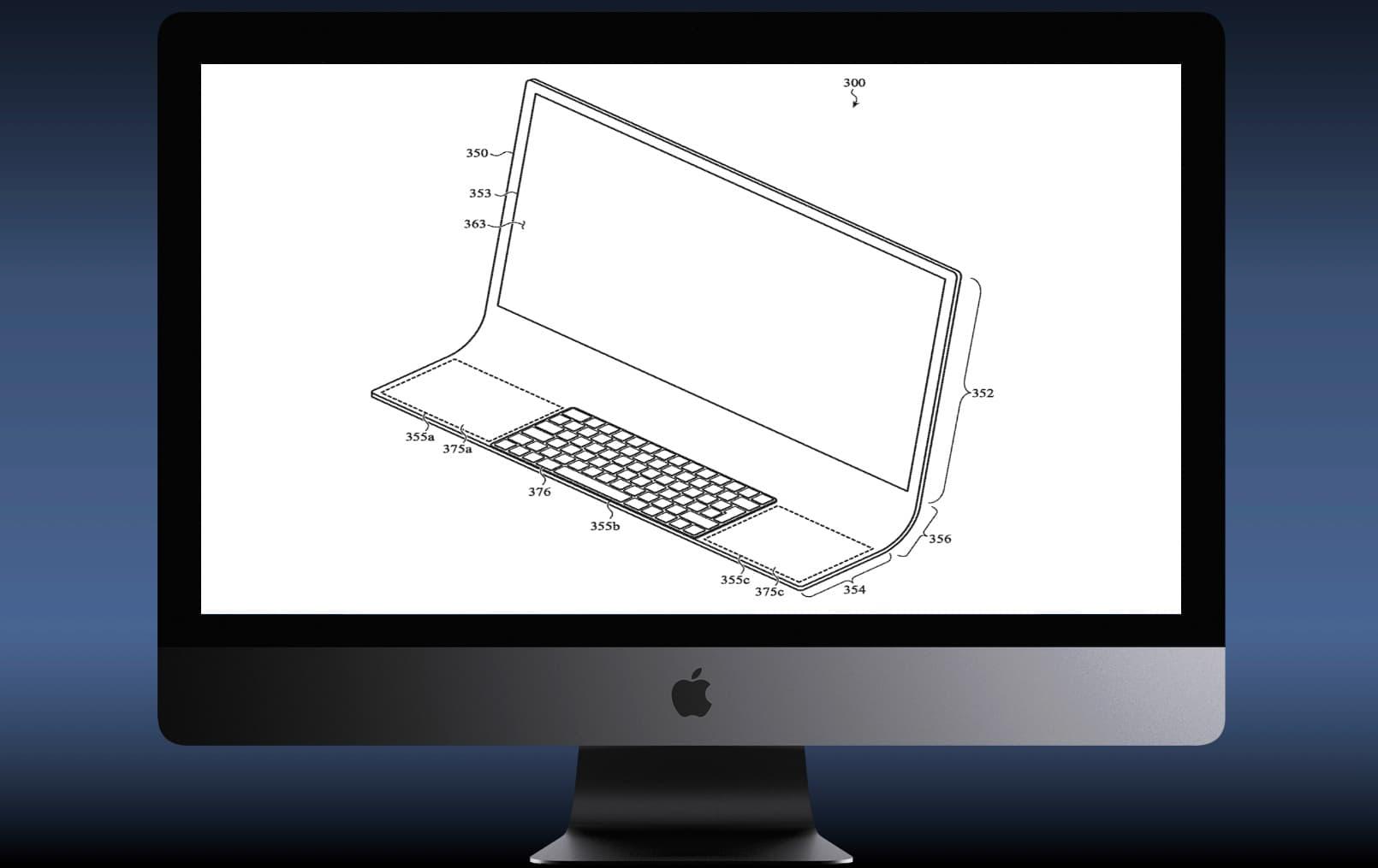 Следующий Mac будет стеклянным — как Apple Park