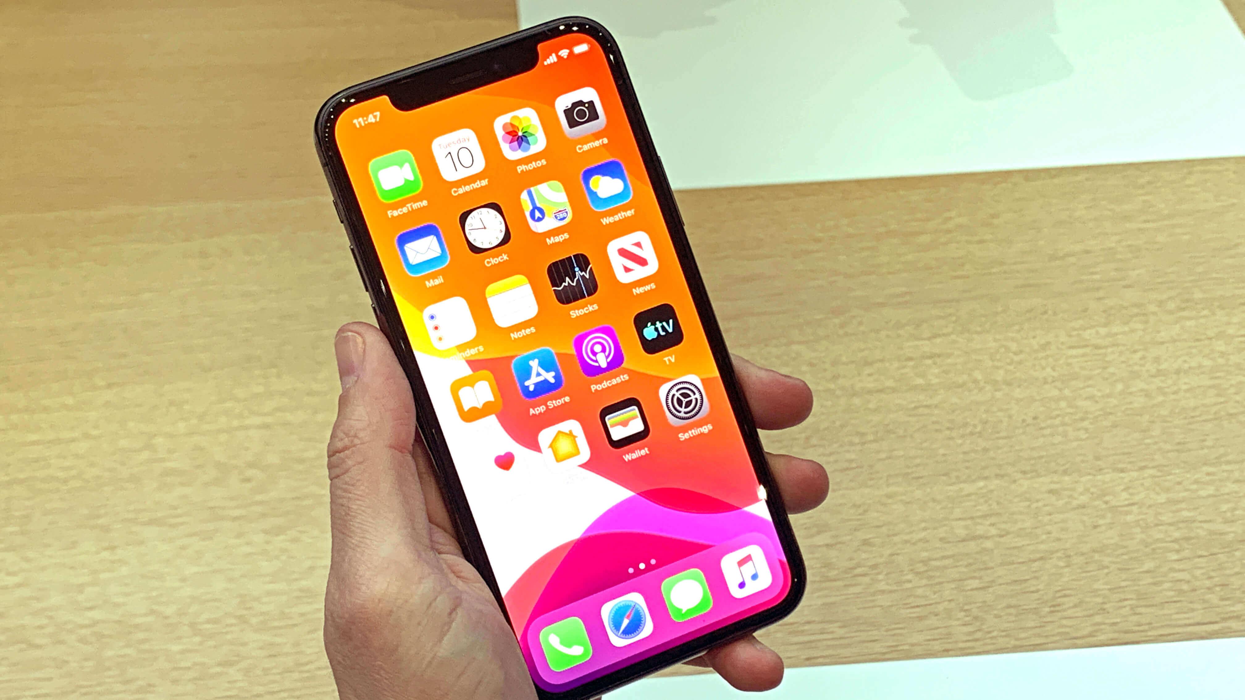 Что установлено на моём iPhone в 2020 году