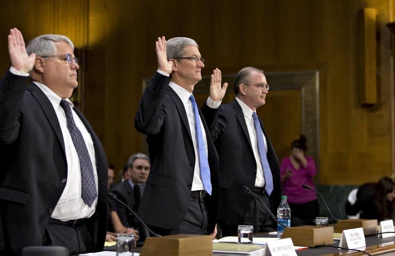 Apple ждёт, что её через суд заставят разблокировать iPhone террориста