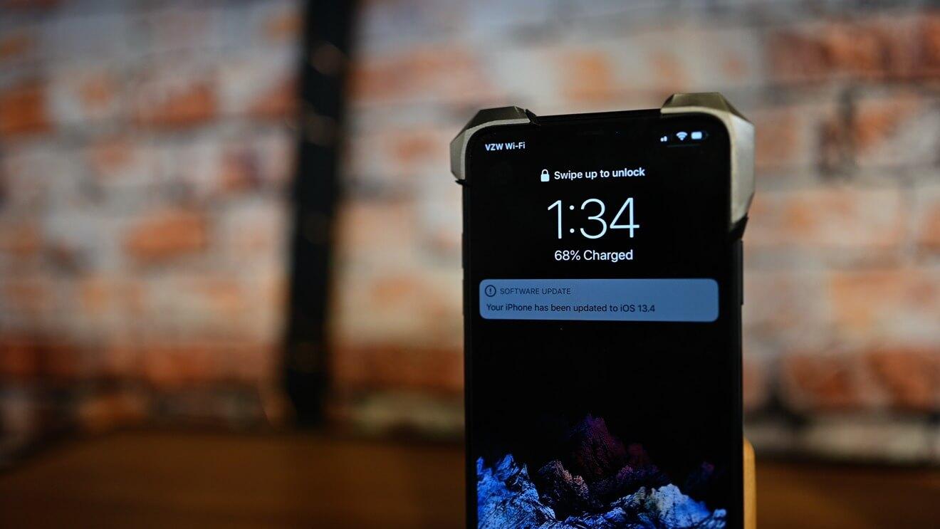 Apple выпустила iOS 13.4 beta 1 для всех
