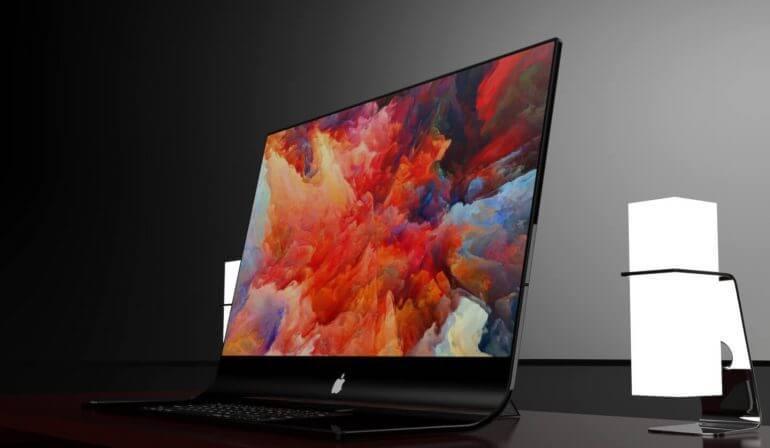 Вот как может выглядеть новый стеклянный iMac
