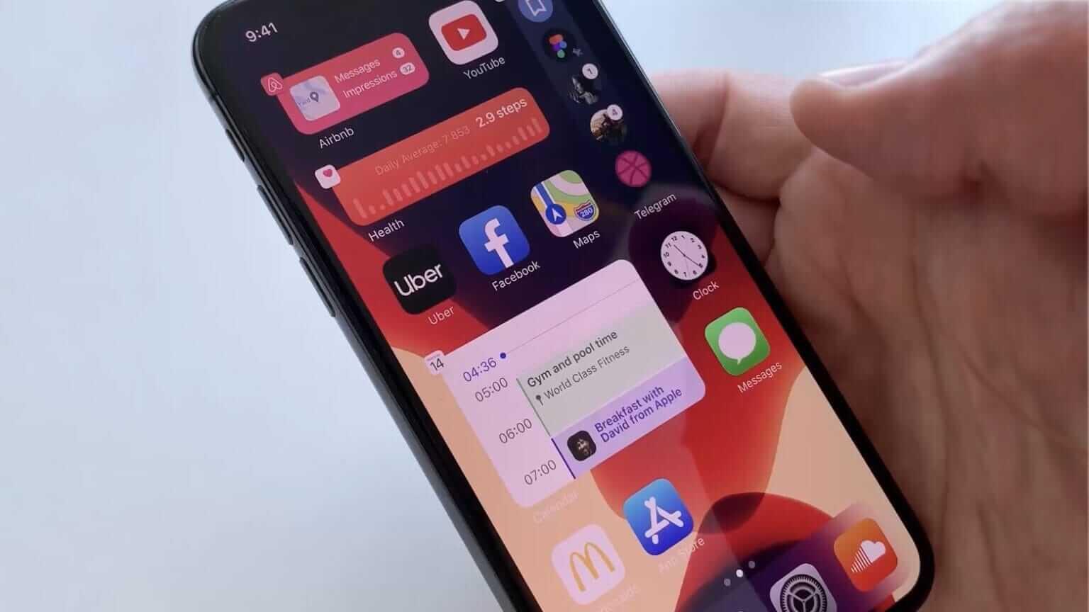 Почему мне не нужны виджеты на iOS | AppleInsider.ru