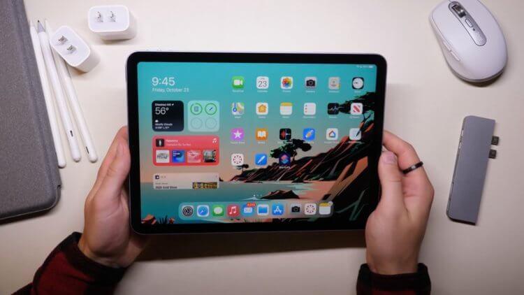 iPad Pro 2018: стоит ли его покупать в 2021 году