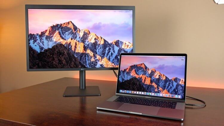 Похоже, Apple готова вернуть Thunderbolt Display. Каким он будет