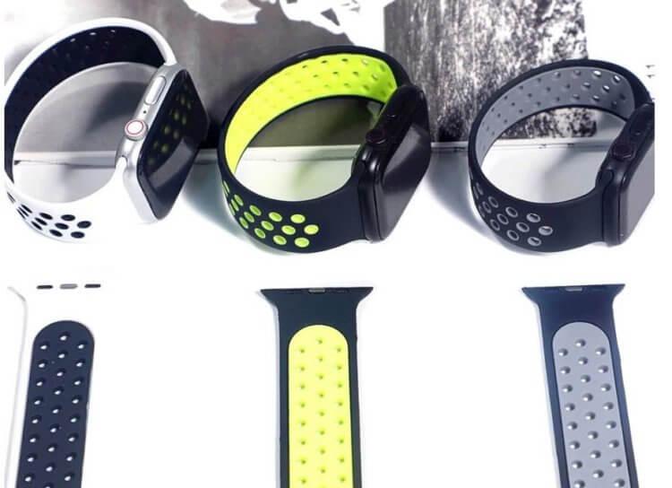 Гидрогелевая плёнка на Apple Watch, чехол для AirPods Nike и другие крутые штуки с AliExpress