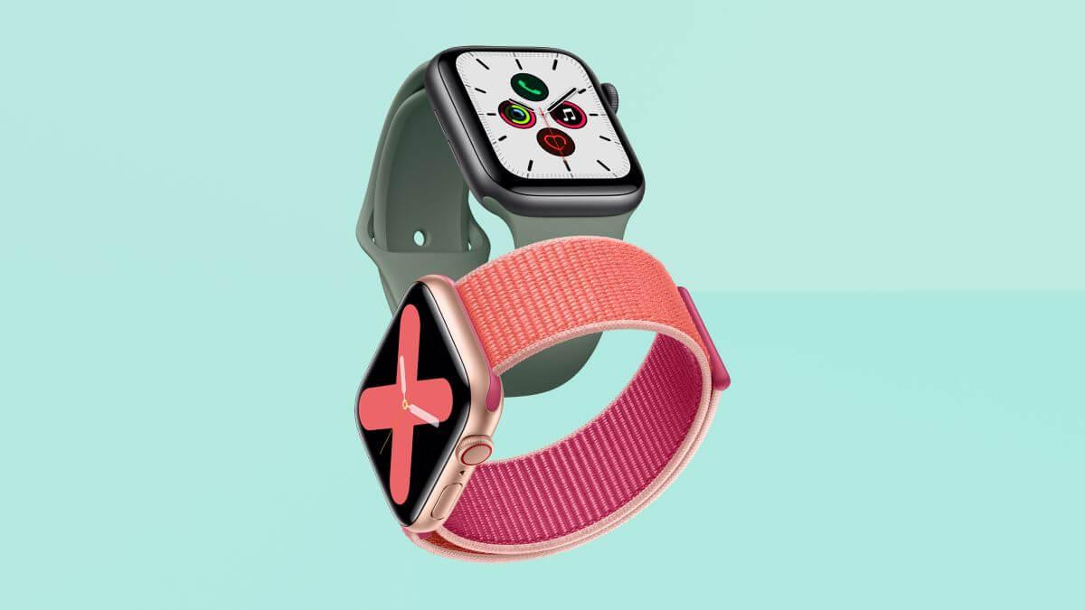 Apple хочет встроить джойстик в Apple Watch. Но где он будет