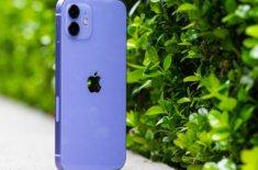Фиолетовый iPhone 12