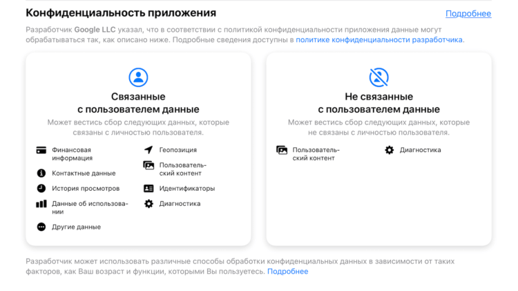 Google, что за трэш Почему не стоит пользоваться Chrome на iOS