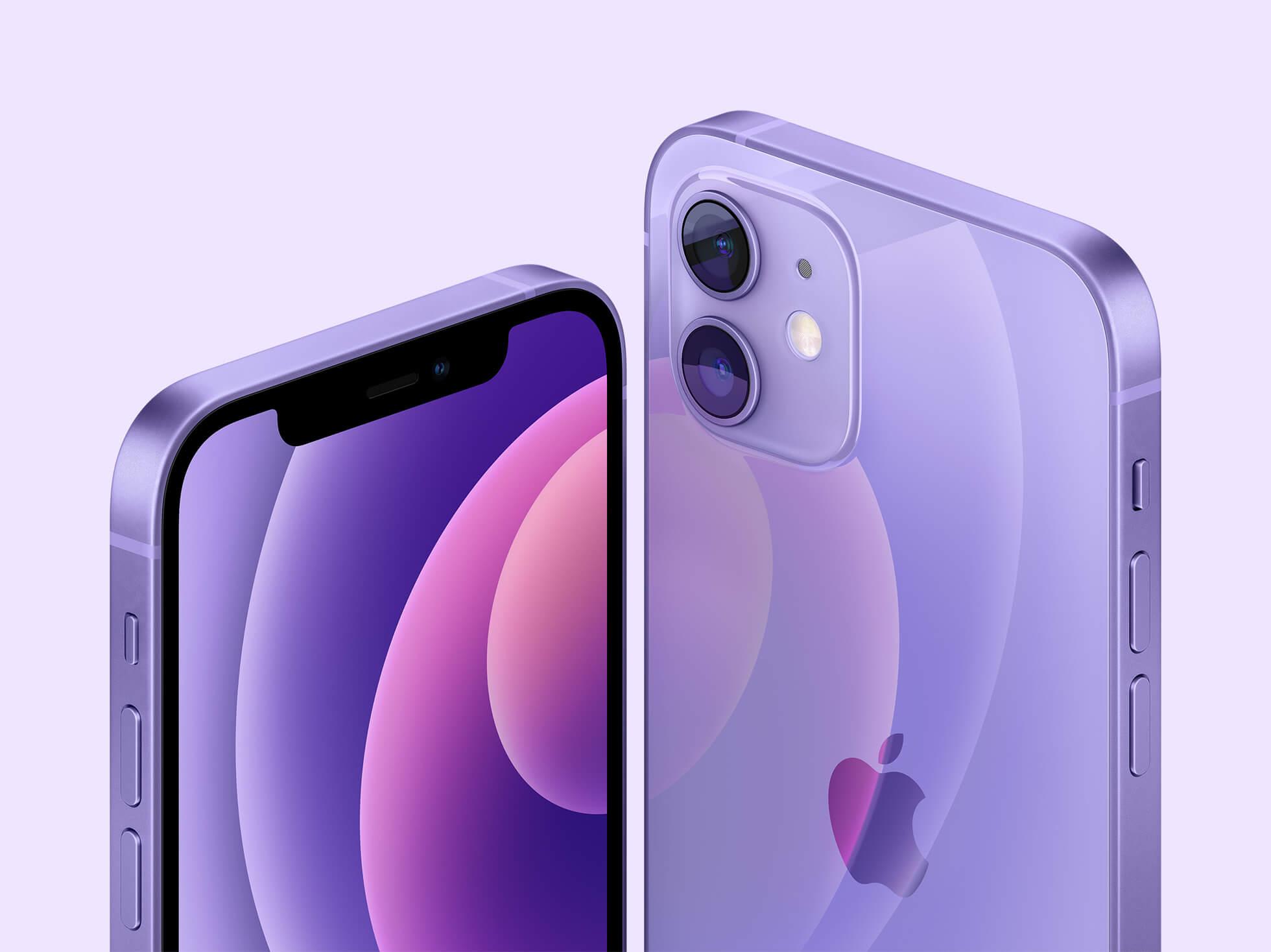 Apple добавила новый цвет для iPhone 12  только посмотрите на него!