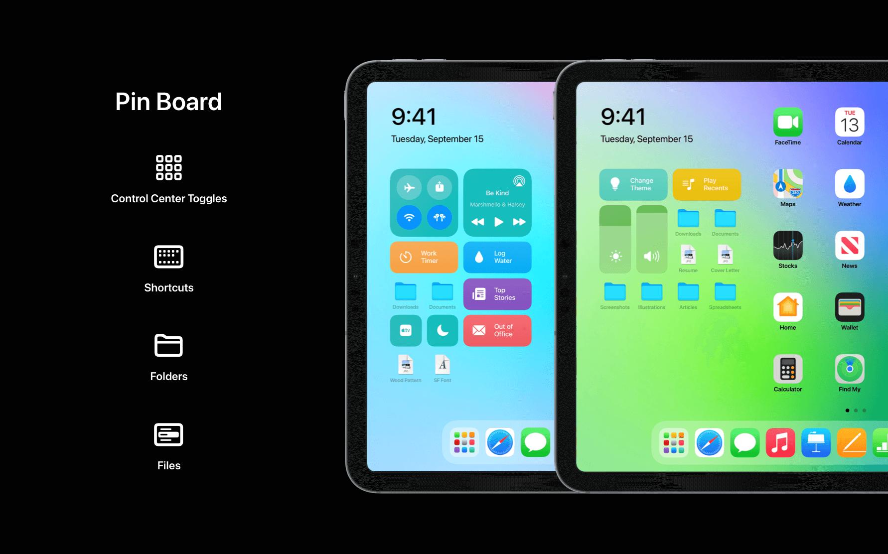 Это самый реалистичный и крутой концепт iPadOS 15