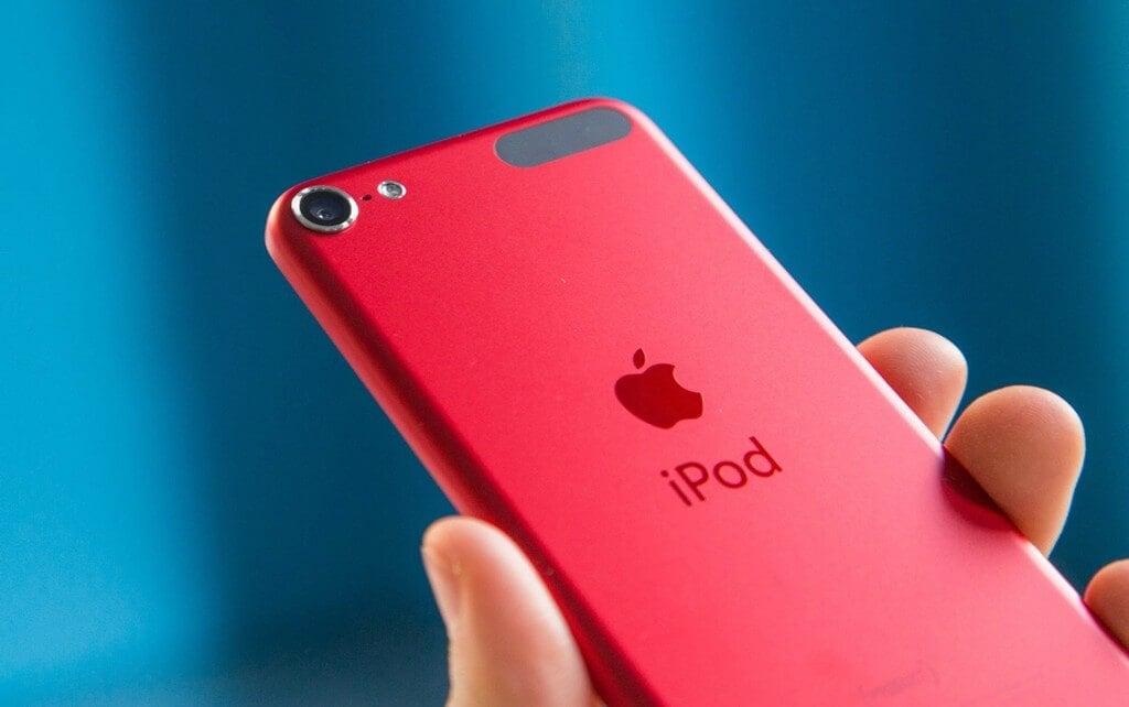 Помните iPod touch Apple готовит его обновление в стиле iPhone 12