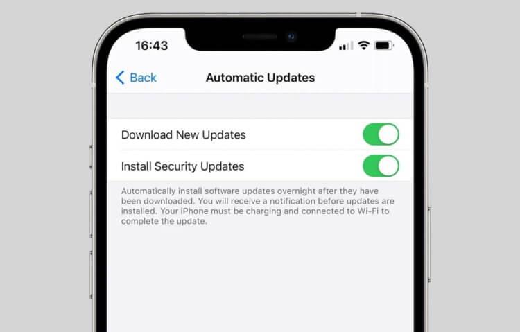Apple разрешила всем желающим не ставить iOS 15. Для них будут выходить патчи безопасности
