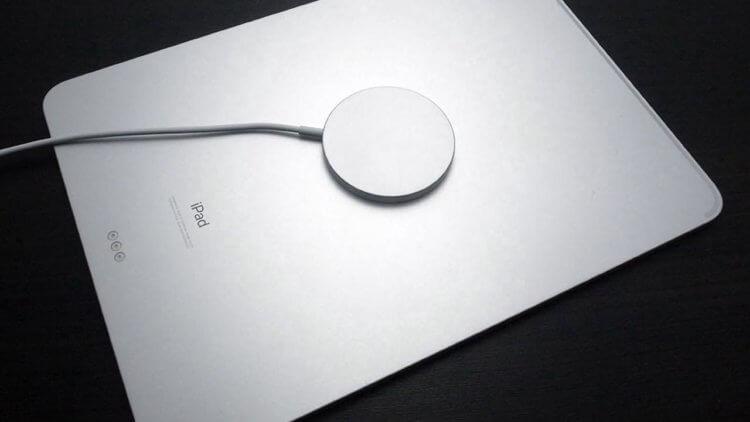 Зарядка iPad