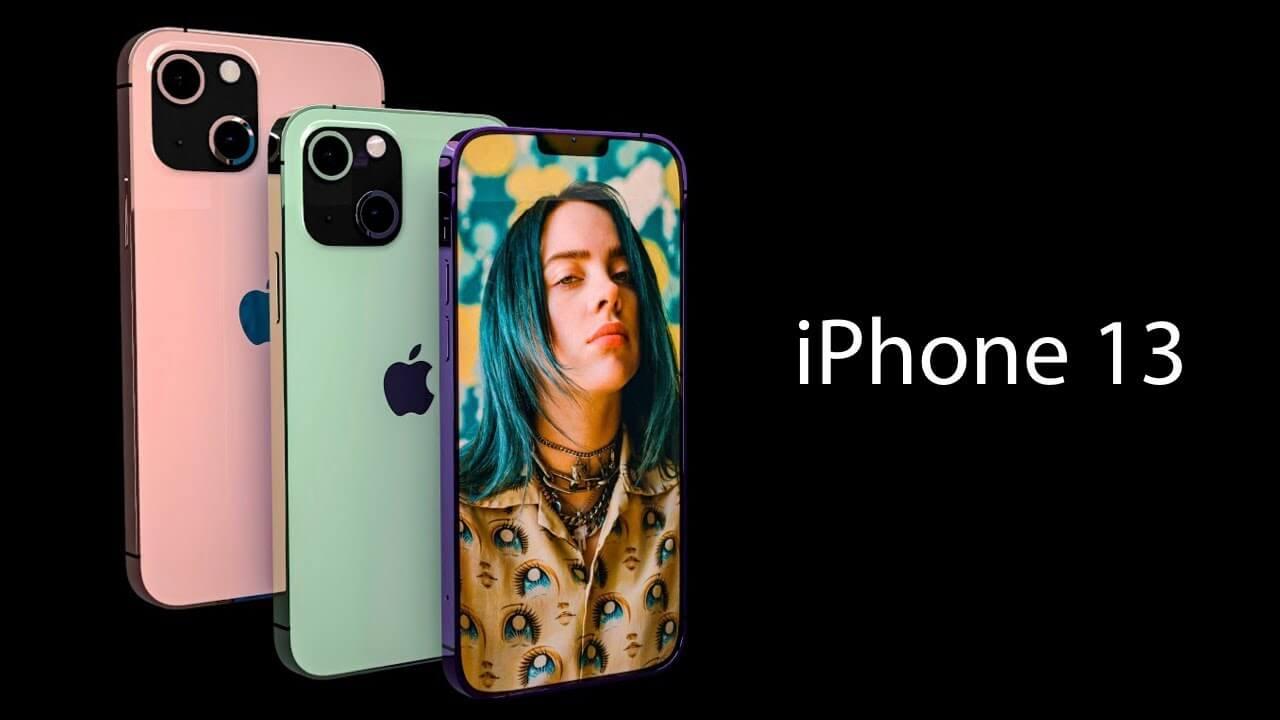 Чего больше всего ждут от iPhone 13
