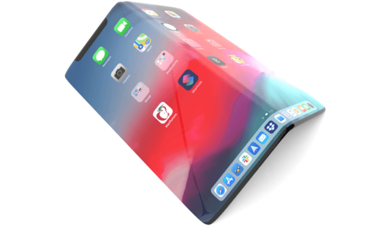 Правда ли, что Apple готовит складной iPhone Видимо, да