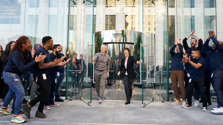 Куда пропали очереди за iPhone на самом деле. Спойлер: не туда, куда вы думали