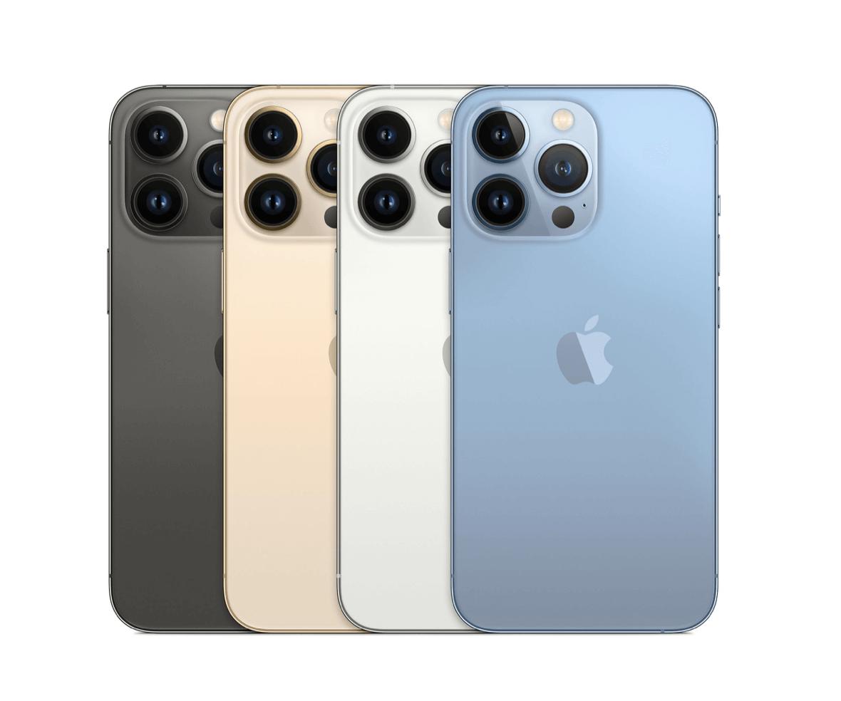 Чем отличается iPhone 13 Pro от iPhone 12 Pro